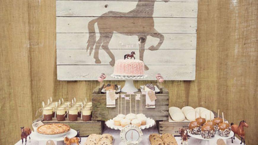 Horsemanship Birthday Parties